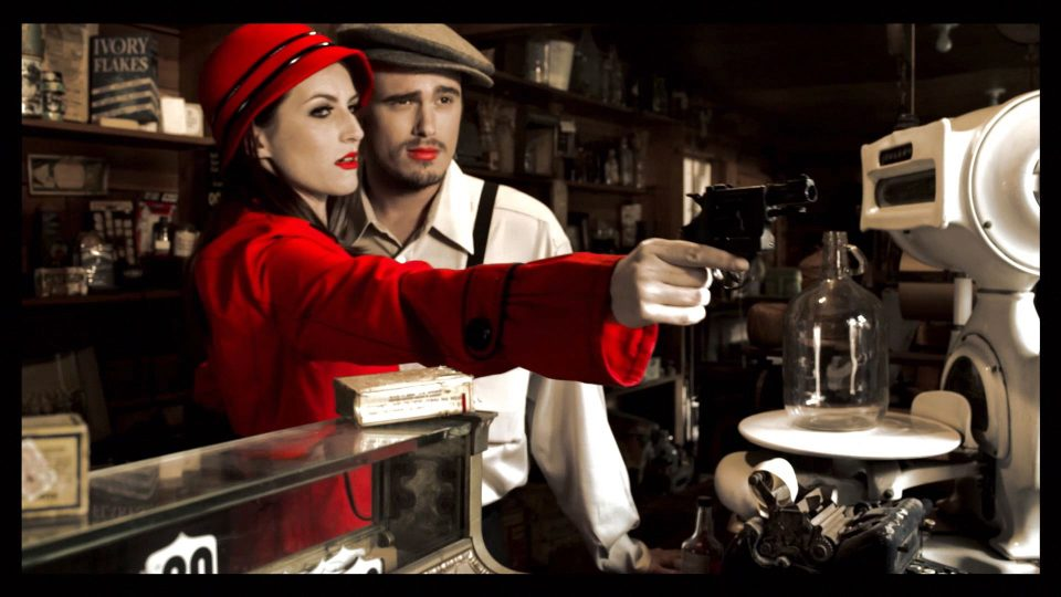 Colt Love, Bonnie and Clyde