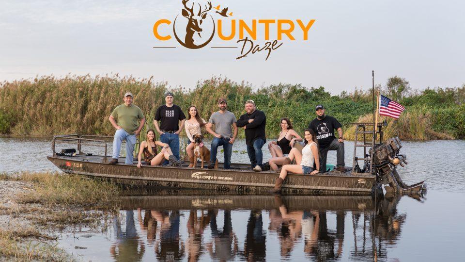 country daze cast